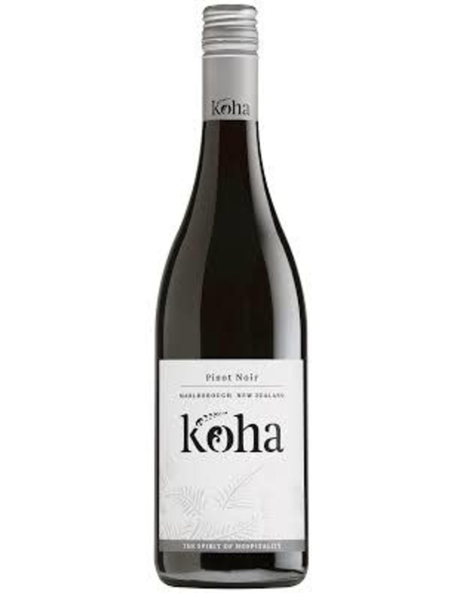 New Zealand Koha Pinot Noir