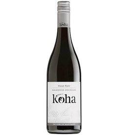 New Zealand Koha Pinot Noir