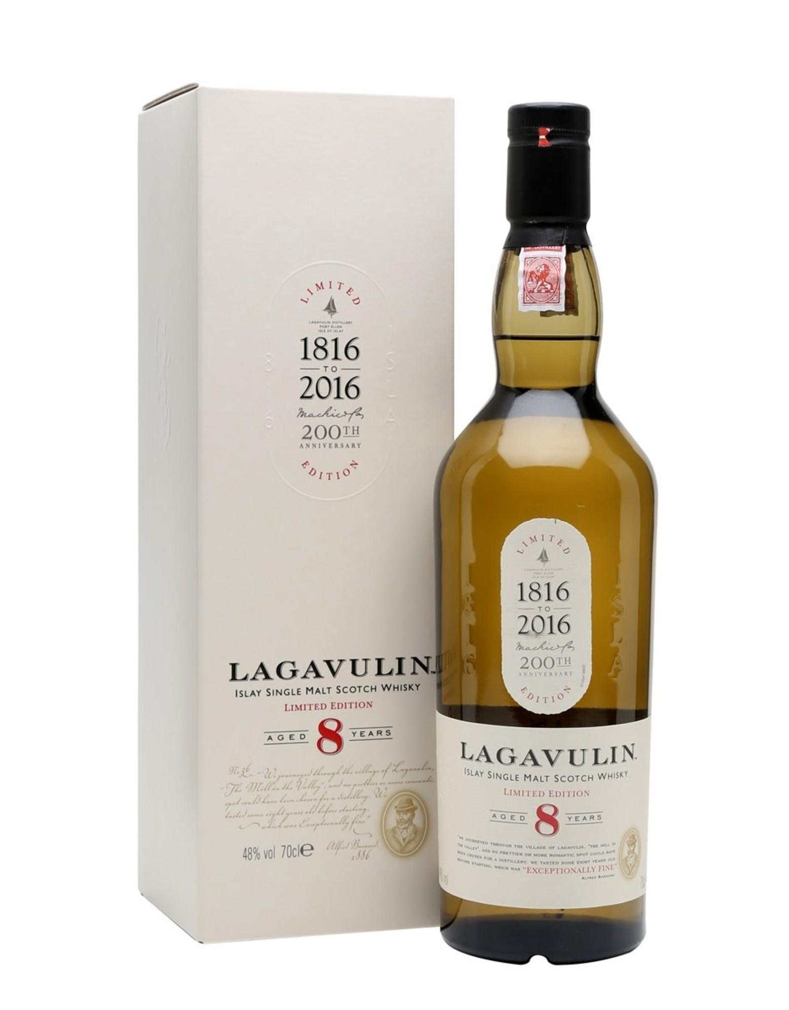 Scotland Lagavulin Single Malt 8yr