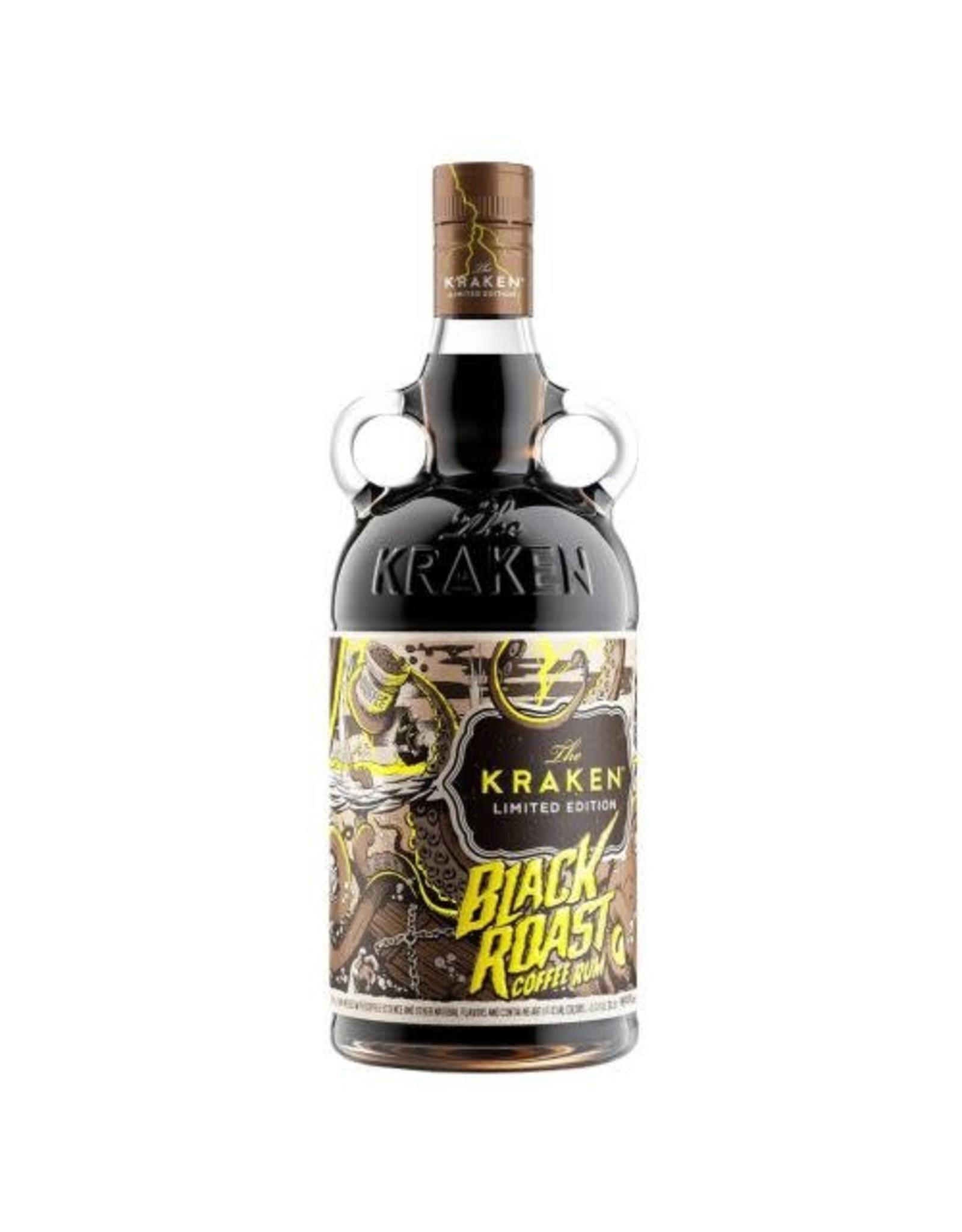 USA Kraken Black Roast Limited Edition