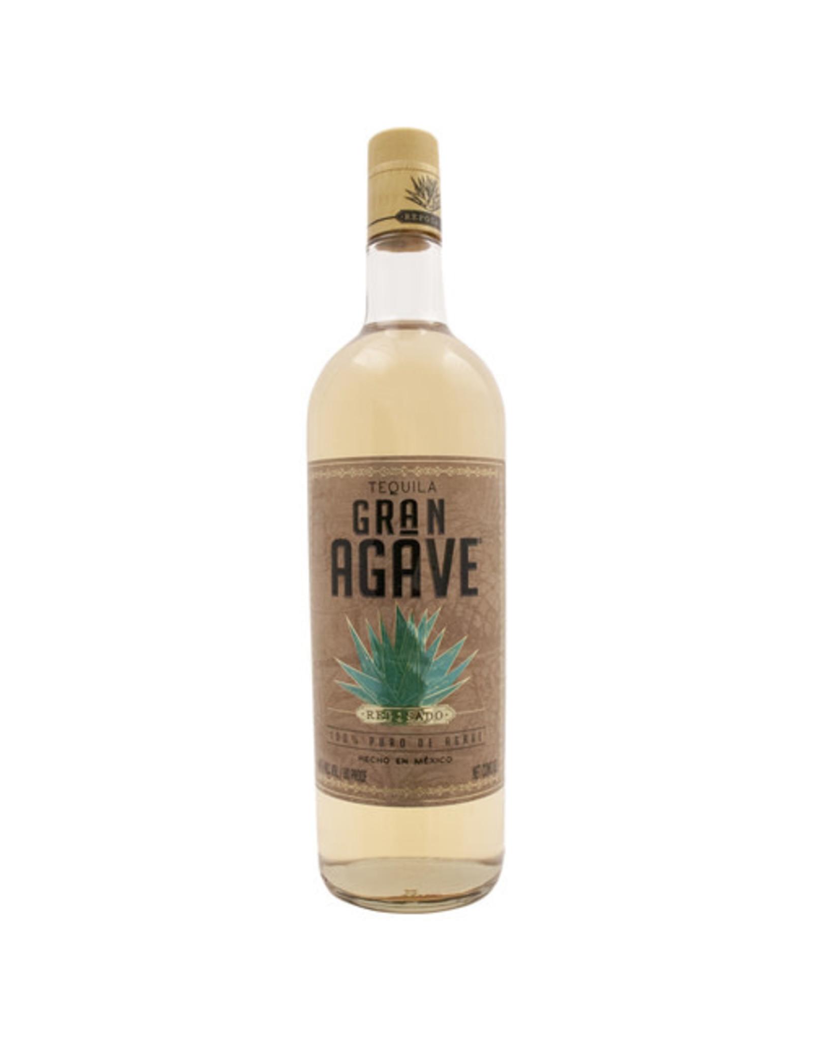 Mexico Gran Agave Tequila Reposado 1lt