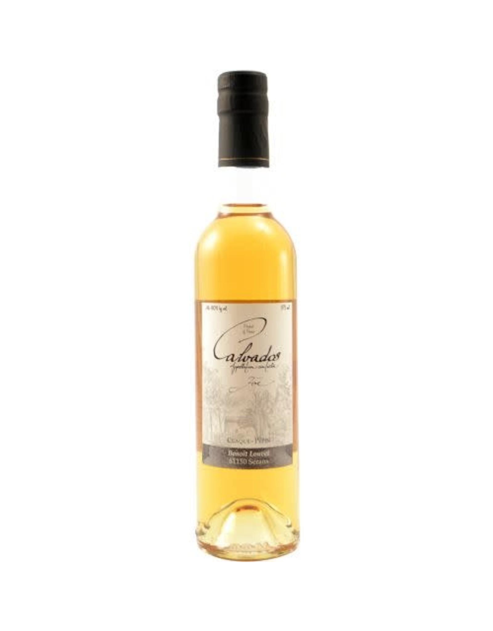 France Claque- Pepin Fine Calvados 375ml
