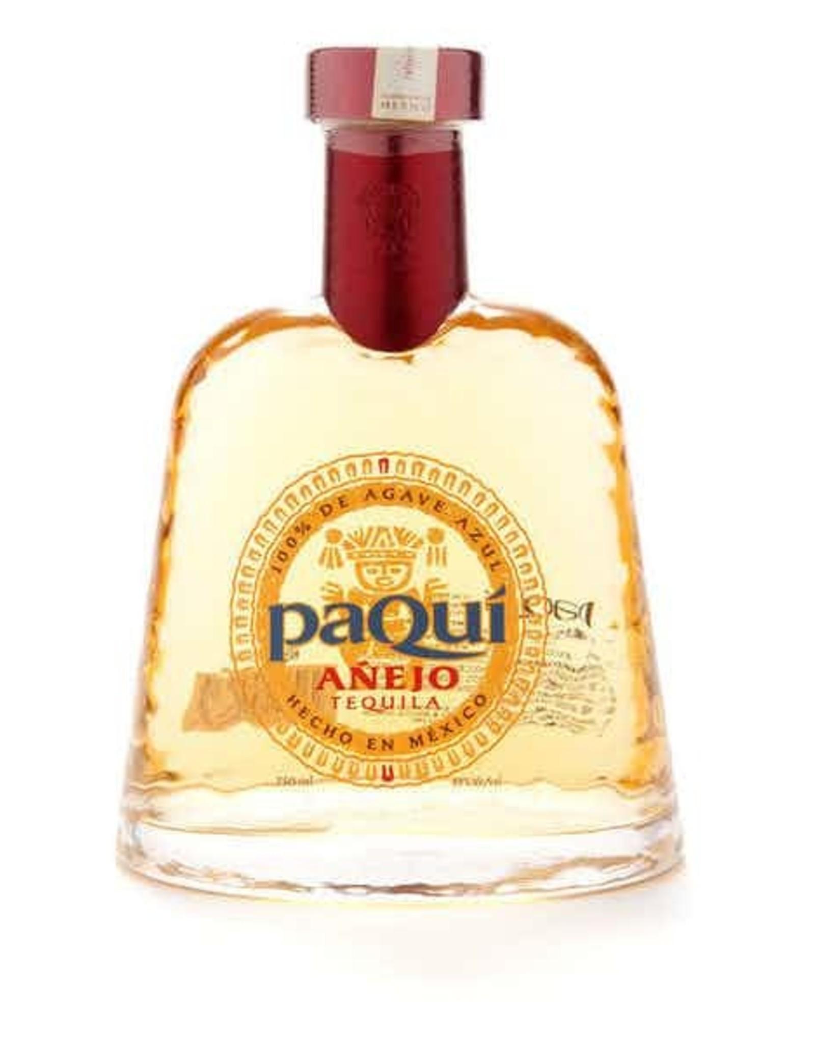Mexico Paquí Añejo Tequila 750ml