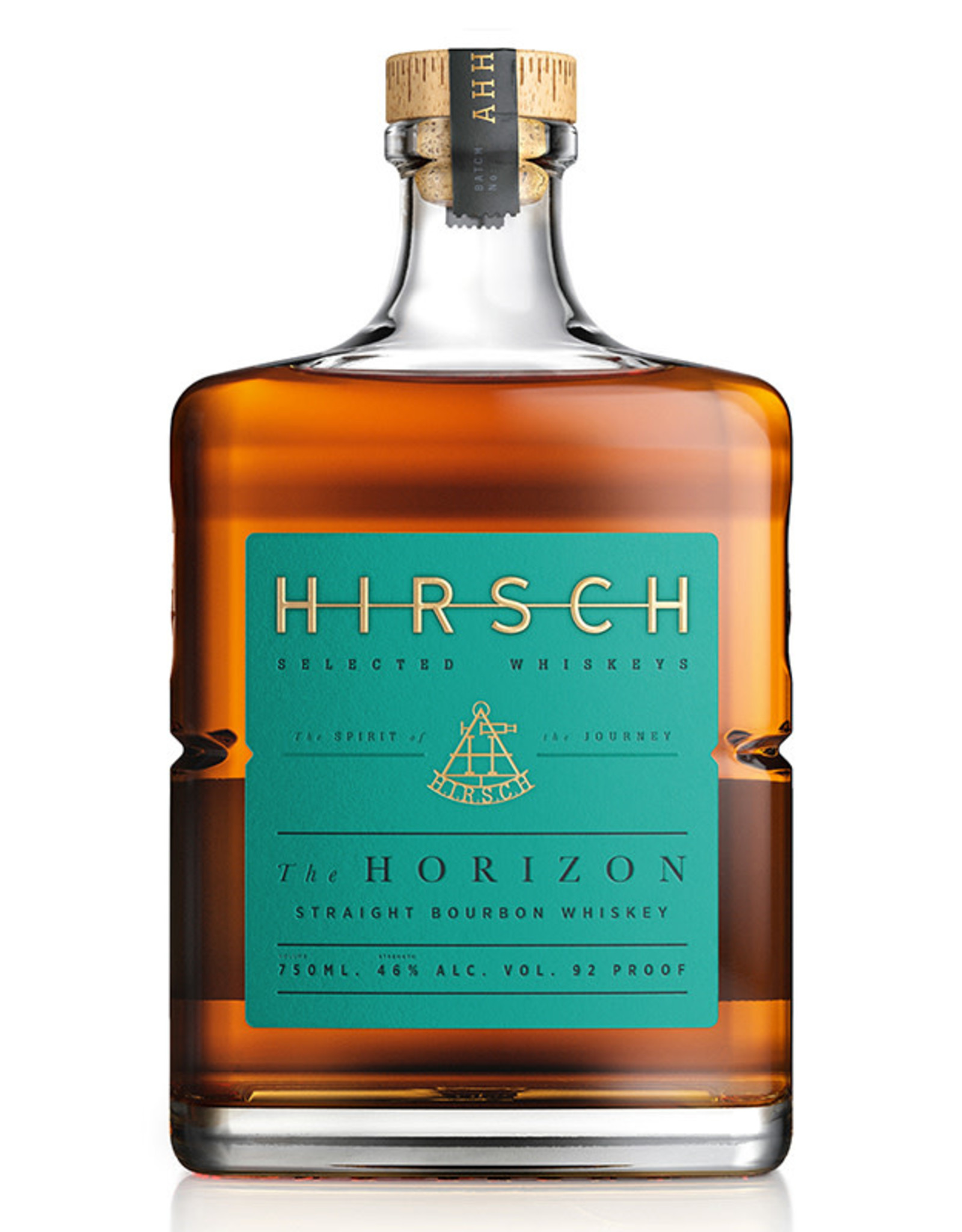 USA Hirsch The horizon Bourbon Whiskey
