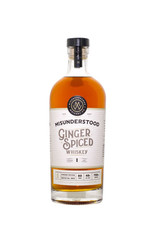 USA Misunderstood Ginger Spiced Whiskey