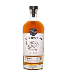 USA Misunderstood Ginger Spiced Whiskey
