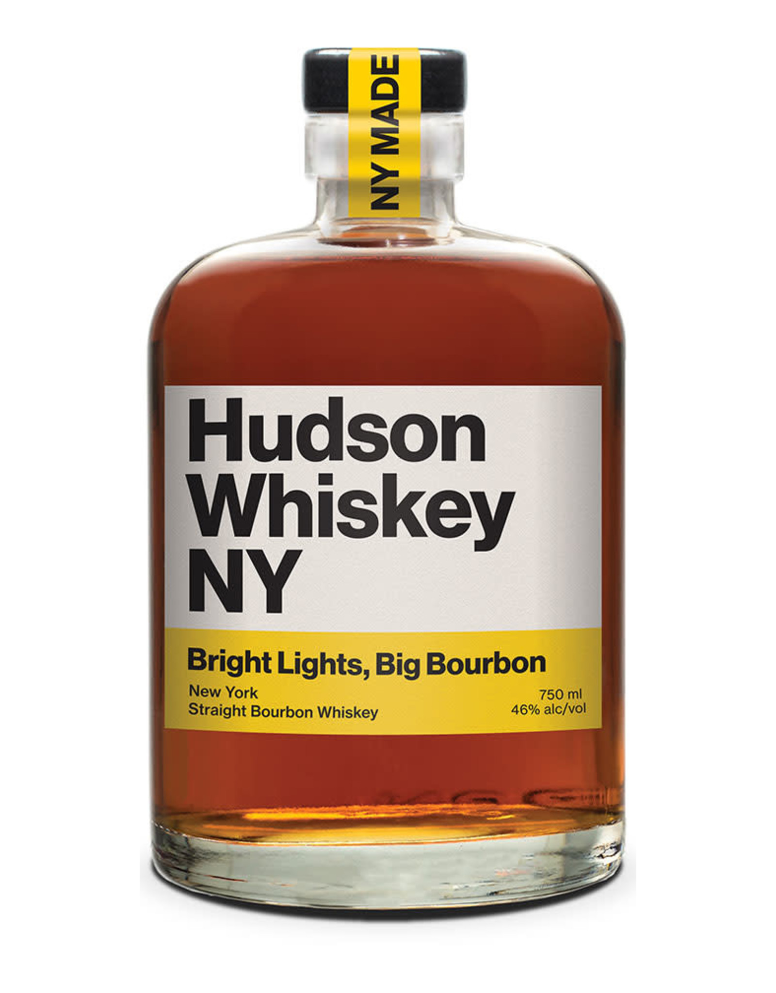 USA Hudson Straight Bourbon Bright Lights