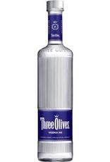 England Three Olives Vodka 750ml