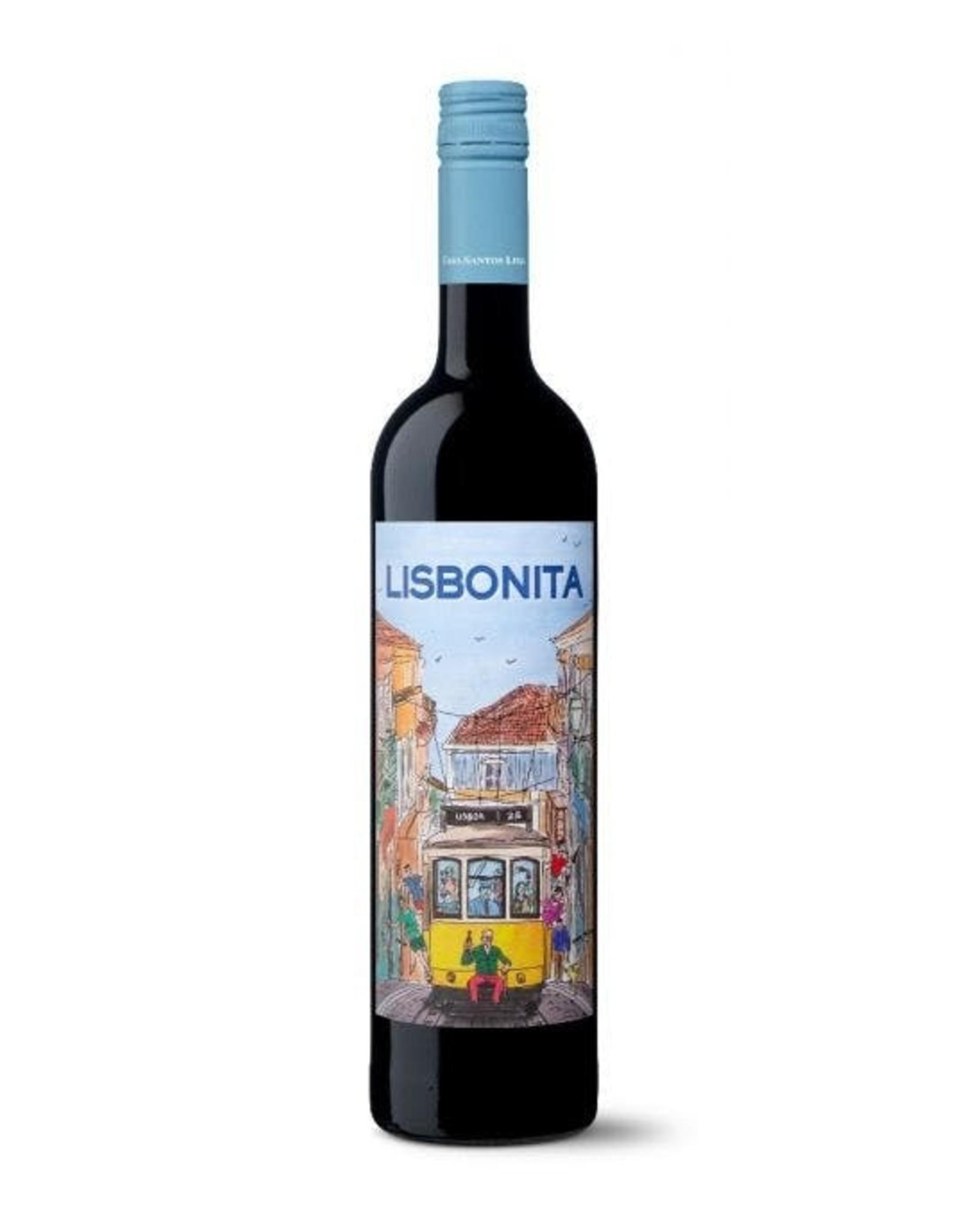 Portugal Lisbonita Red Blend