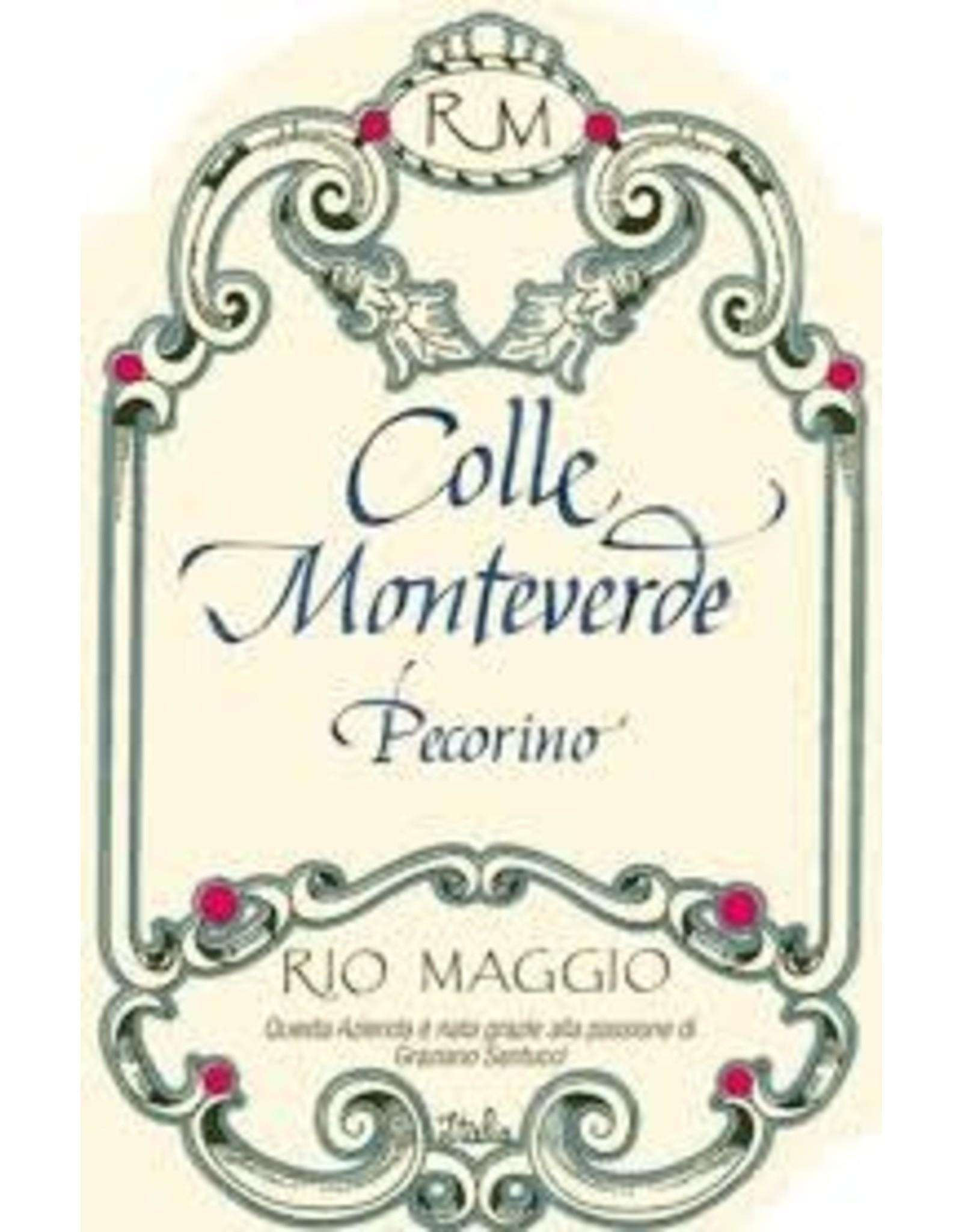 Italy Rio Maggio Colle Menteverde Pecorino