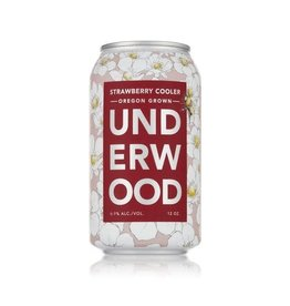 USA Underwood Strawberry Wine Cooler Can 355ml