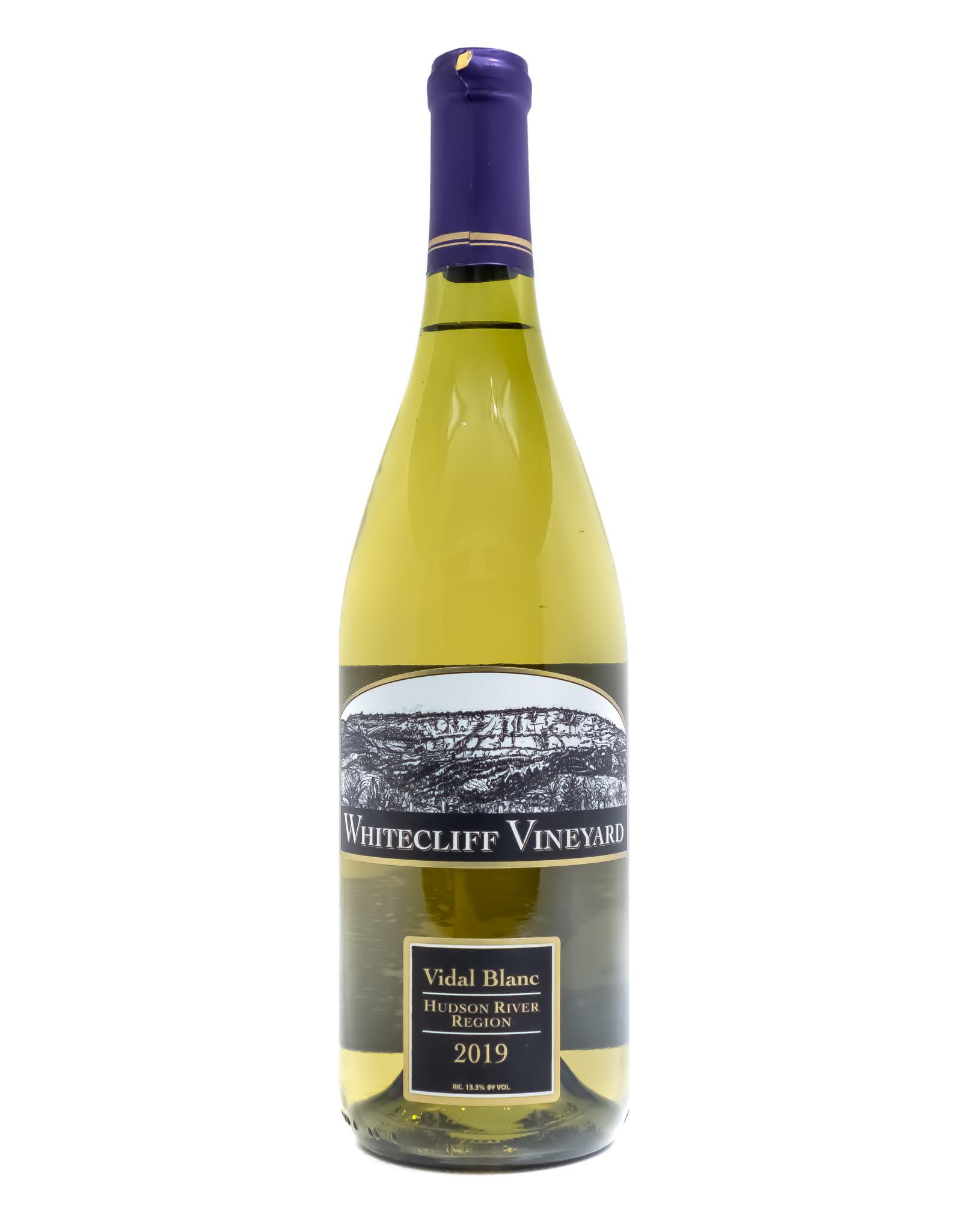 USA Whitecliff Vineyard Vidal