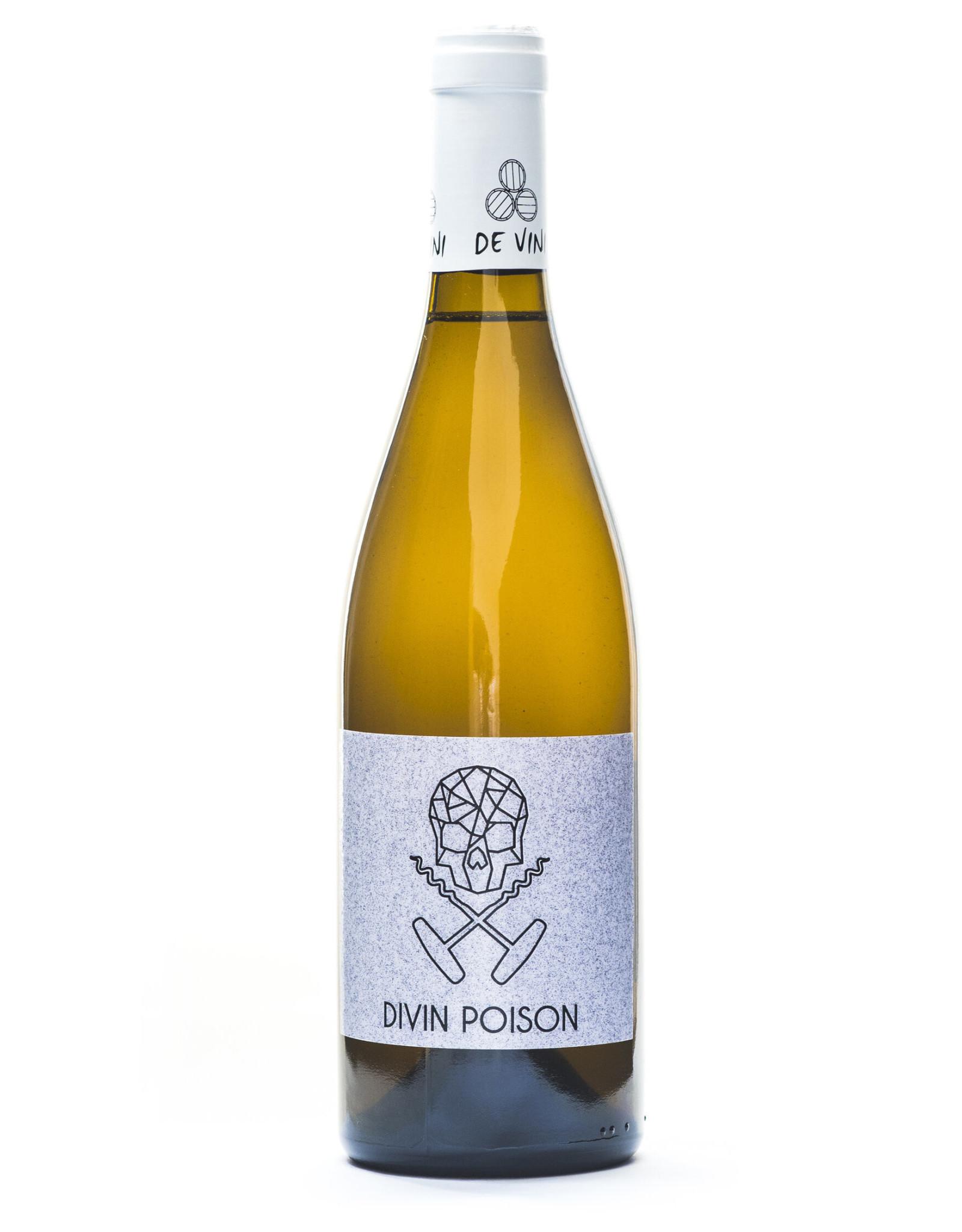 France Divin Poison Blanc Melon De Bourgogne