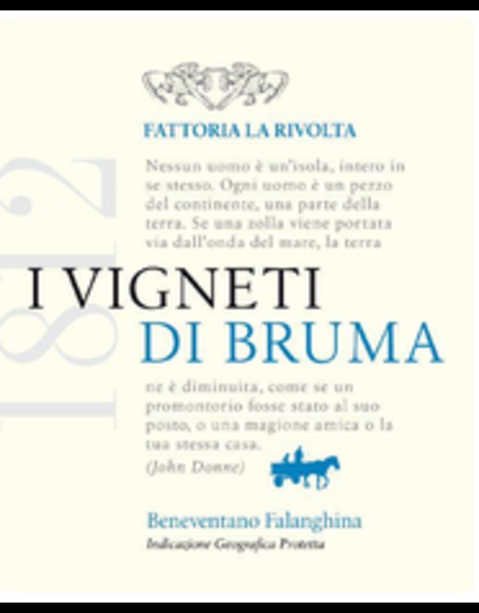 Italy Fattoria La Rivolta I Vigneti Di Bruma Falanghina