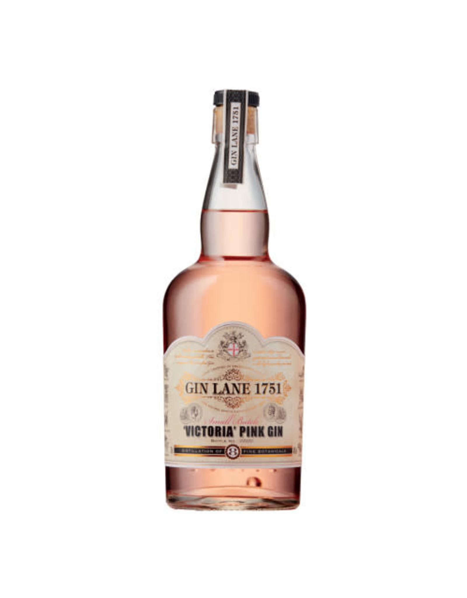 England Gin Lane 1751 Victoria Pink Gin