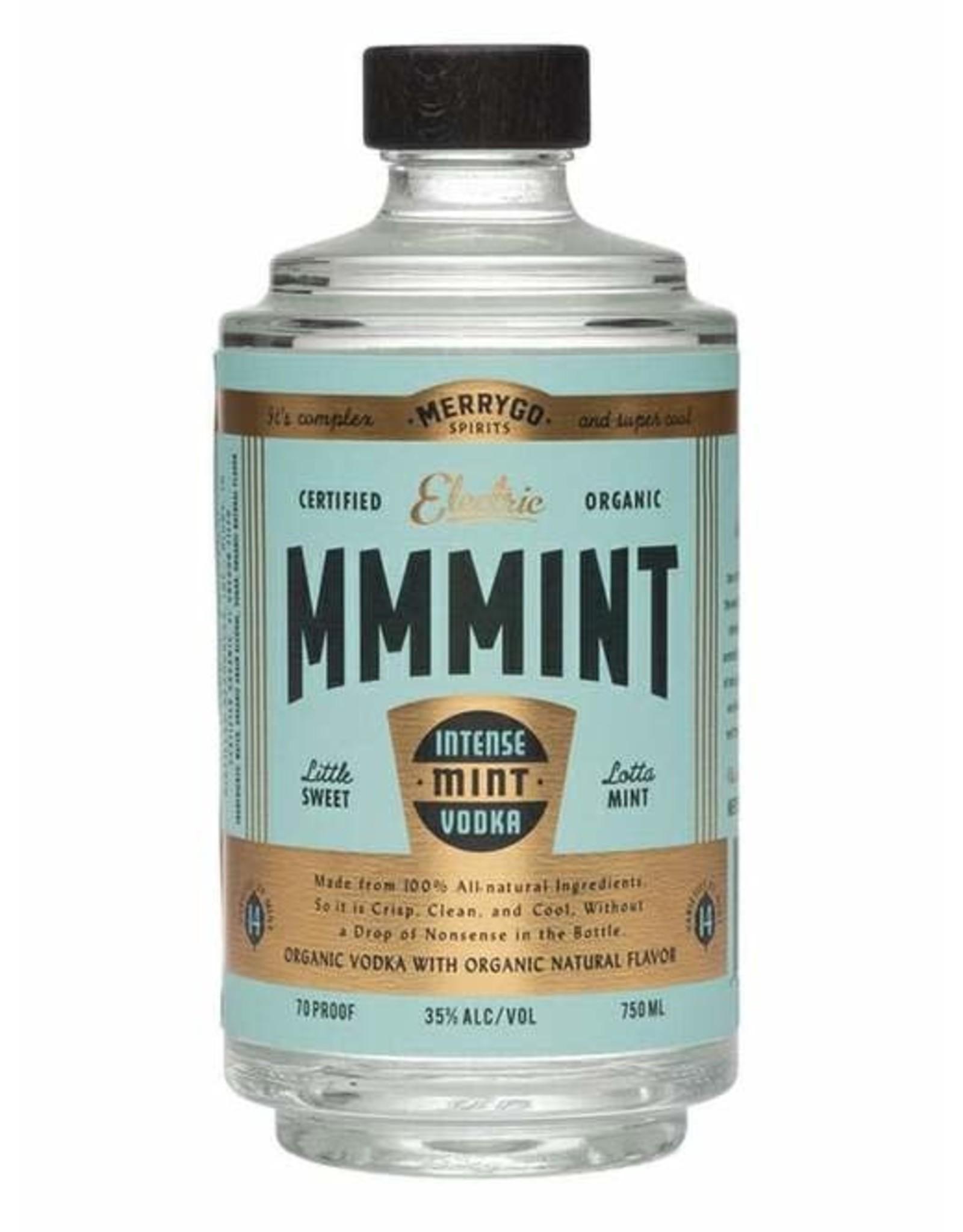 USA MerryGo Spirits MMMint Organic Vodka