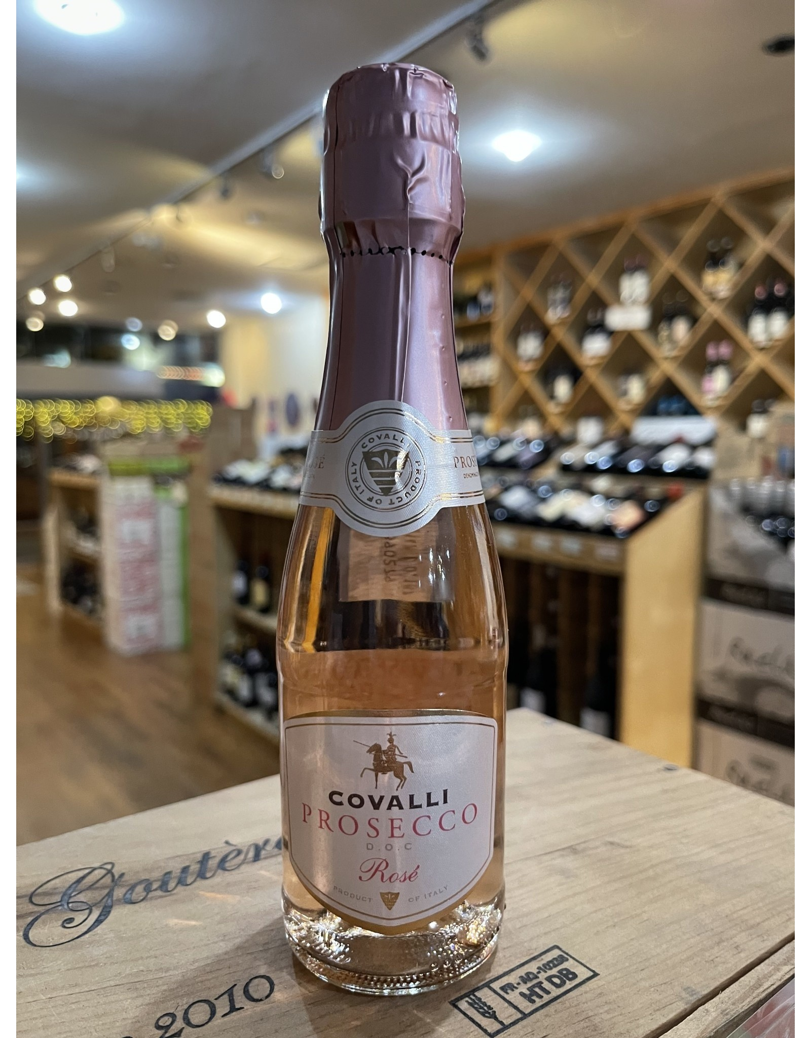 Italy Covalli Prosecco Rosé 187ml