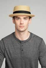 Bailey Hat Co. HAT-PORKPIE-WAITS, BRAID, STRAW