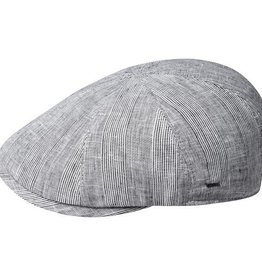 Bailey Hat Co. HAT-IVY CAP-ALSEN, 5-PANEL GREY