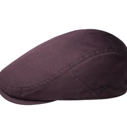 Bailey Hat Co. HAT-IVY CAP-FERGUS, BURGUNDY