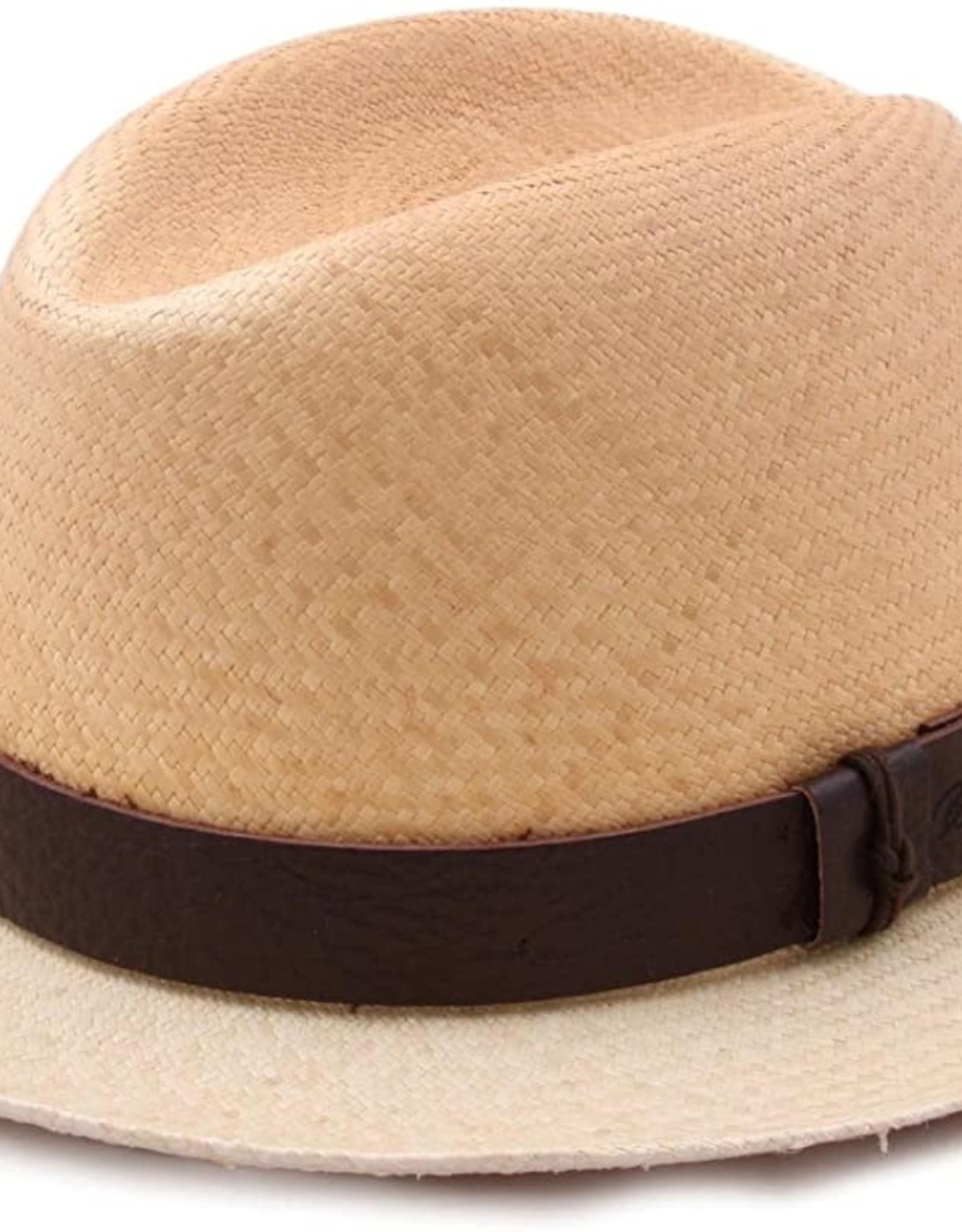 Bailey Hat Co. HAT-PANAMA-WOODS, HANDWOVEN IN ECUADOR