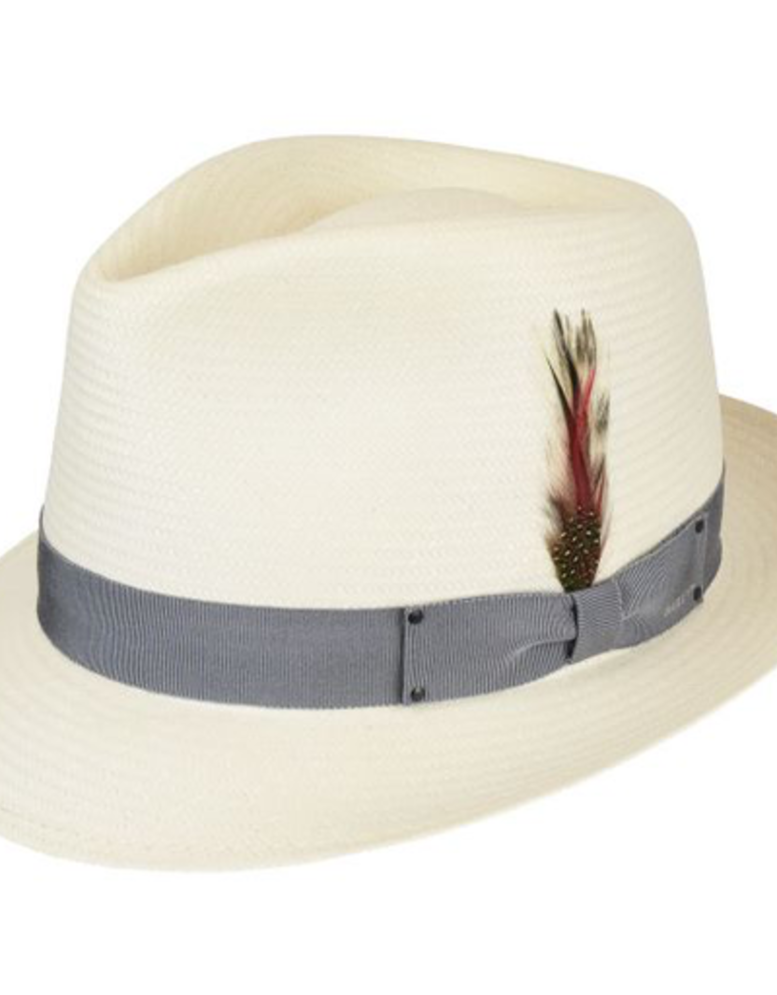 Bailey Hat Co. HAT-FEDORA-GUTHRIE, SHANTUNG STRAW