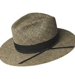 Bailey Hat Co. HAT-FEDORA-HORSUP, STRAW