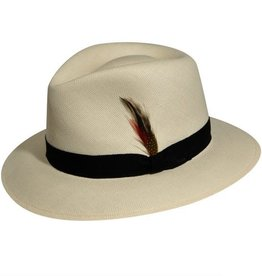 Bailey Hat Co. HAT-FEDORA-KONRATH, SHANTUNG LITESTRAW