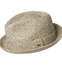 Bailey Hat Co. HAT-TRILBY-BILLY, STRAW BRAID