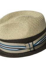 Bailey Hat Co. HAT-TRILBY-ROKIT, BRAIDED