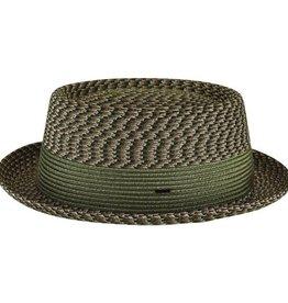 Bailey Hat Co. HAT-PORKPIE-TELEMANNES, BRAIDED
