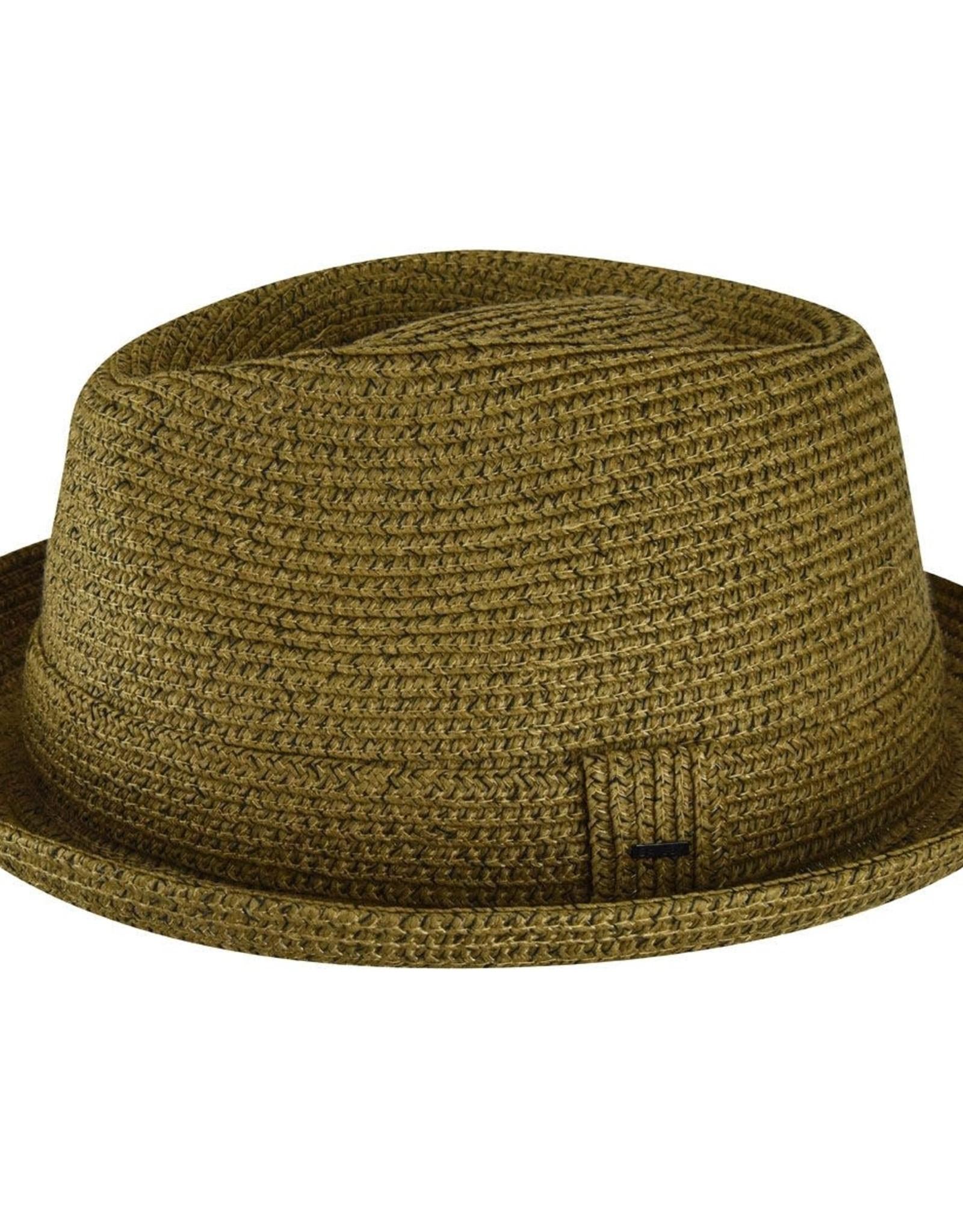 Bailey Hat Co. HAT-TURNED UP BRIM-BILLY, STRAW BRAID
