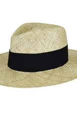 Bailey Hat Co. HAT-FEDORA-DIGGS-SISAL STRAW