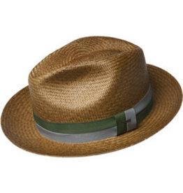 Bailey Hat Co. HAT-PANAMA-HALPERN-BROWN-L