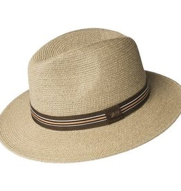 Bailey Hat Co. HAT-FEDORA-HESTER STRAW, SAND