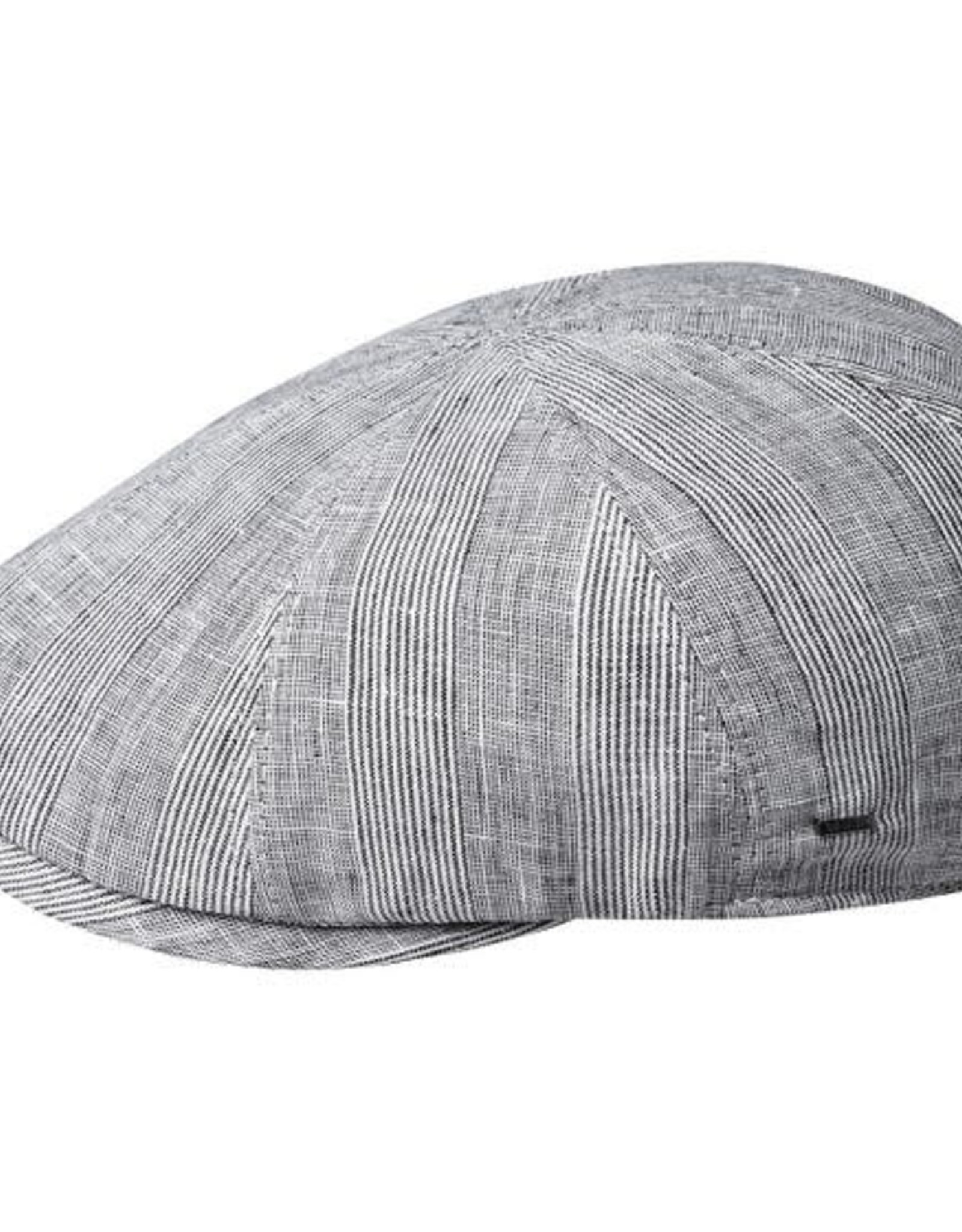 Bailey Hat Co. HAT-IVY CAP-ALSEN, 5-PANEL GREY