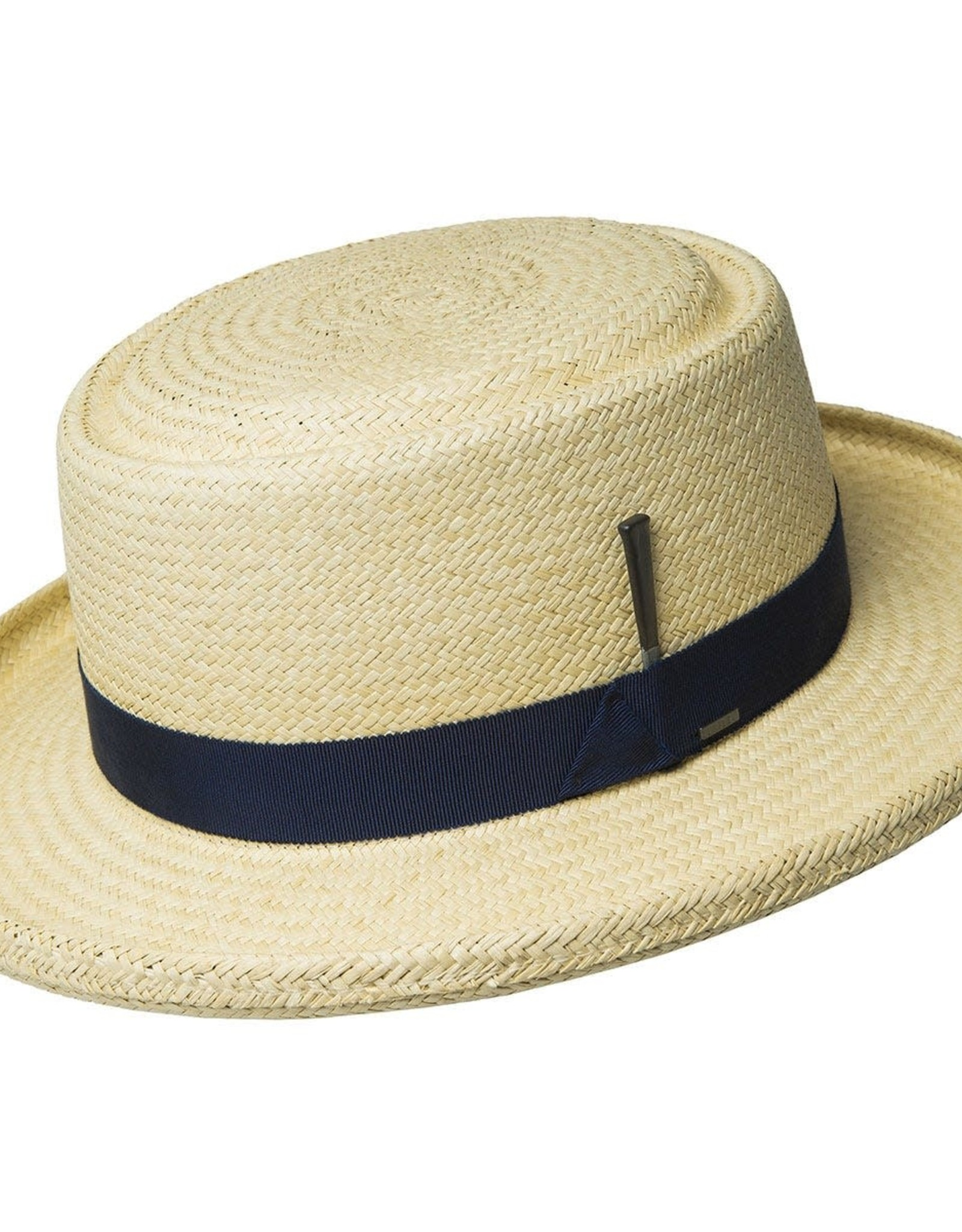Bailey Hat Co. HAT-FEDORA-CREED NATURAL LG