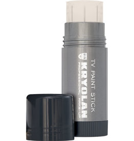 Kryolan FOUNDATION-TV PAINT STICK, WHITE (070)