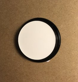 Ben Nye CREME COLOR, WHITE, .25 OZ