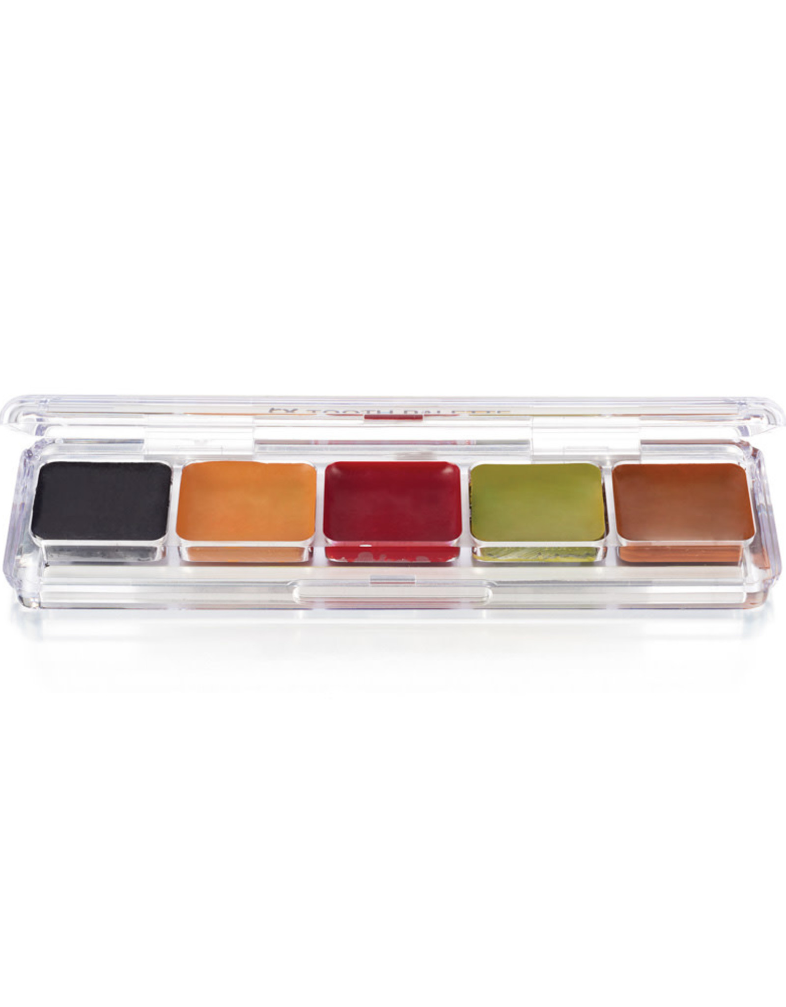 Ben Nye PALETTE-ALCOHOL ACTIVATED PALETTE-TOOTH FX