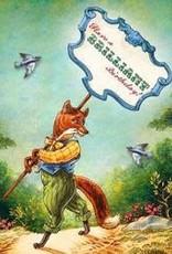 CARD-BIRTHDAY-BRILLIANT W  FOX