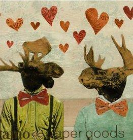CARD-LOVE MOOSE