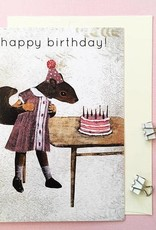 CARD-HAPPY BIRTHDAY SQUIRREL