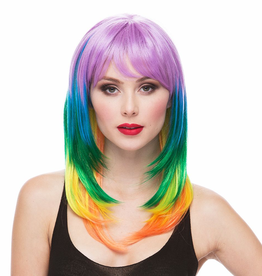 SHERBERT WIG, MULTI-COLOR