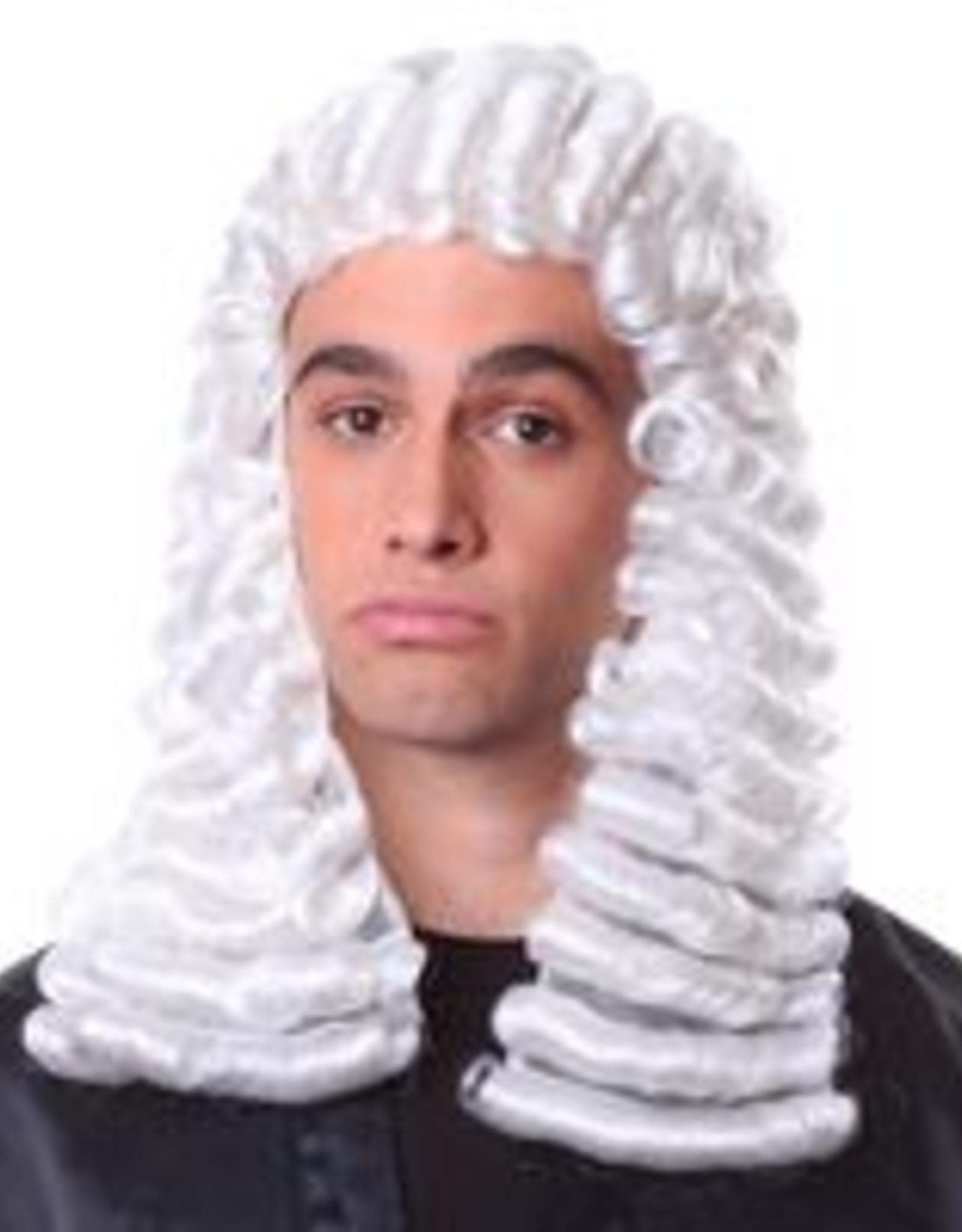 JUDGE WIG,<br />WHITE