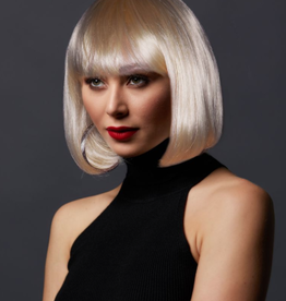 CINDY WIG, PLATINUM BLONDE