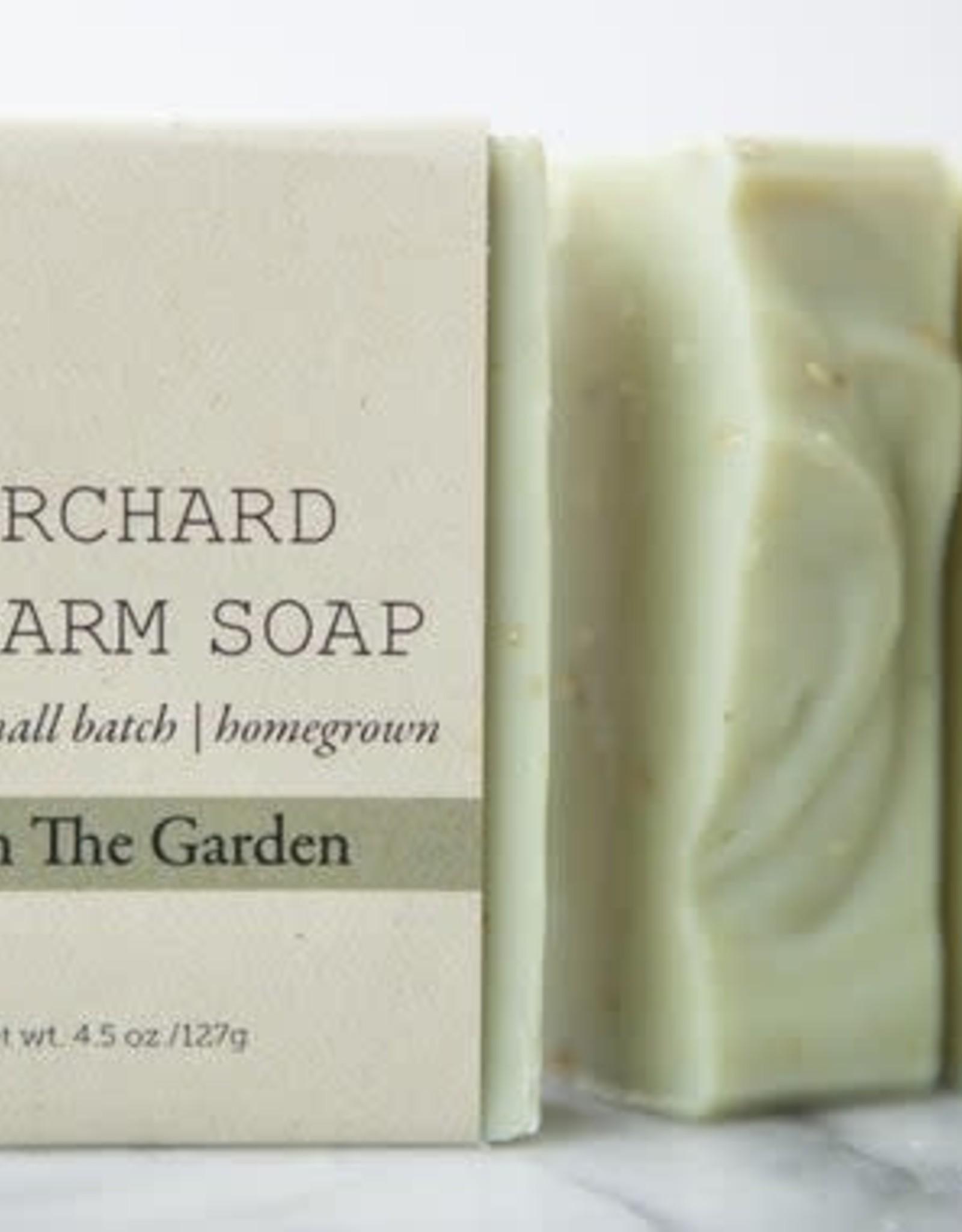 SOAP-IN THE GARDEN BAR