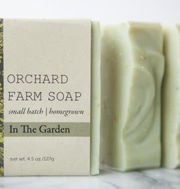 SOAP-IN THE GARDEN BAR