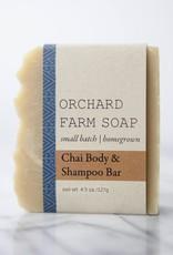 SOAP-SHAMPOO BAR, ROOBOS CHAI
