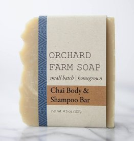 SOAP-SHAMPOO BAR, ROOBOS CHAI